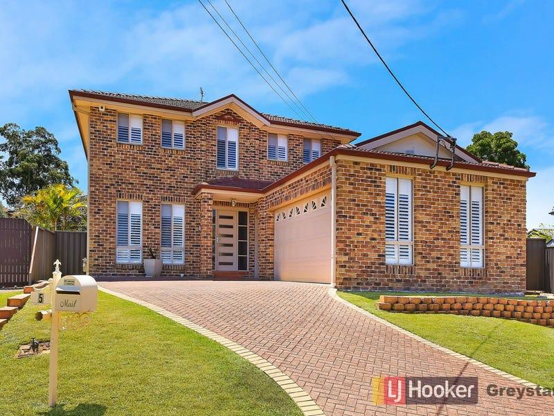 5 Taree Crescent, Greystanes, NSW 2145