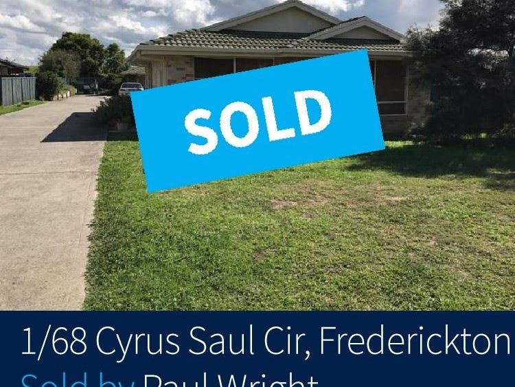 1/68 Cyrus Saul Circuit, Frederickton, NSW 2440
