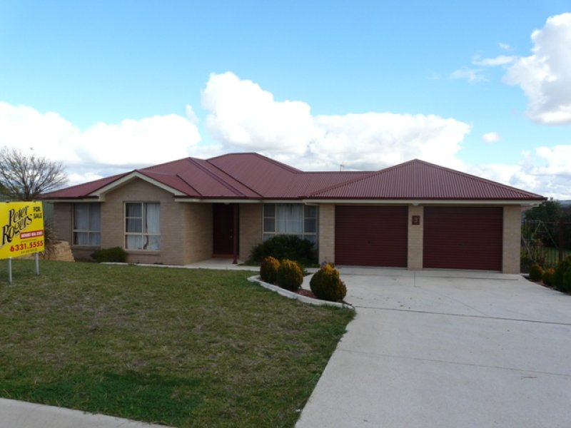 3 Sapphire Crescent, Kelso, NSW 2795
