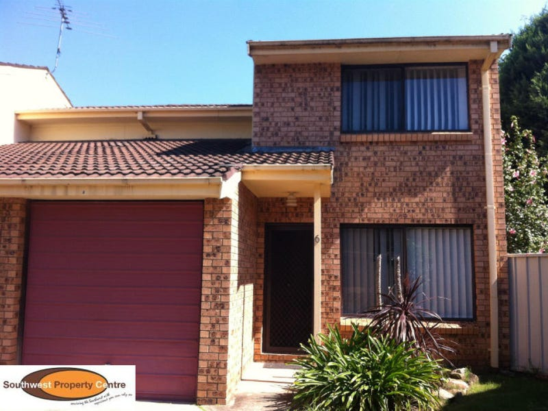 6/23 Dalkeith Place, St Helens Park, NSW 2560