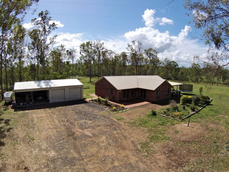 498 Sully Dowdings Road, Pine Creek, Qld 4670