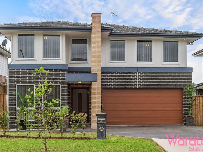 4 Lillian Crescent, Schofields, NSW 2762