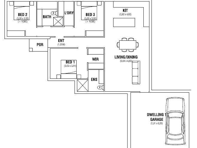Lot 2/10   Pudney Street, Seaton, SA 5023
