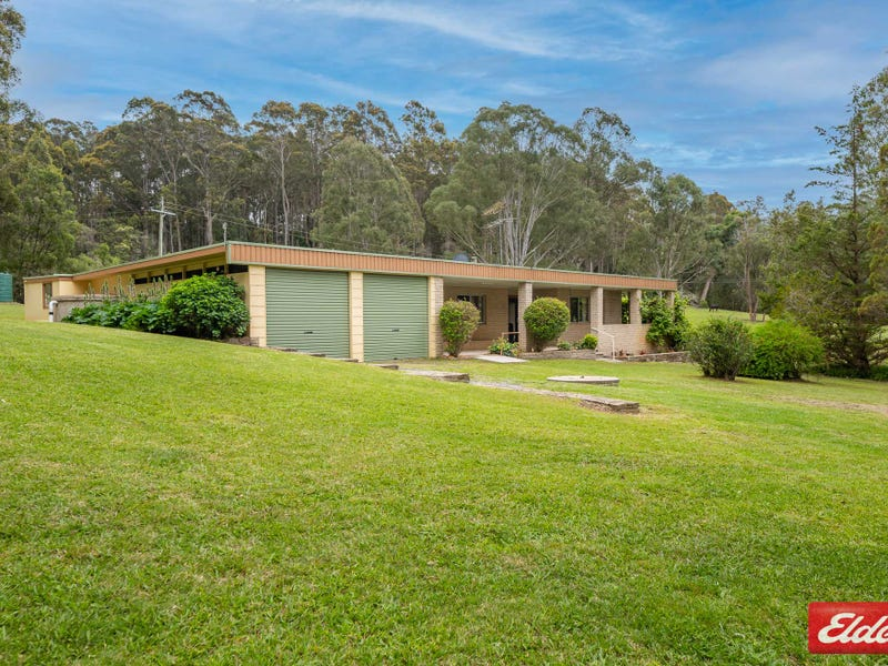 575 LARRYS MOUNTAIN ROAD, Mogendoura, NSW 2537