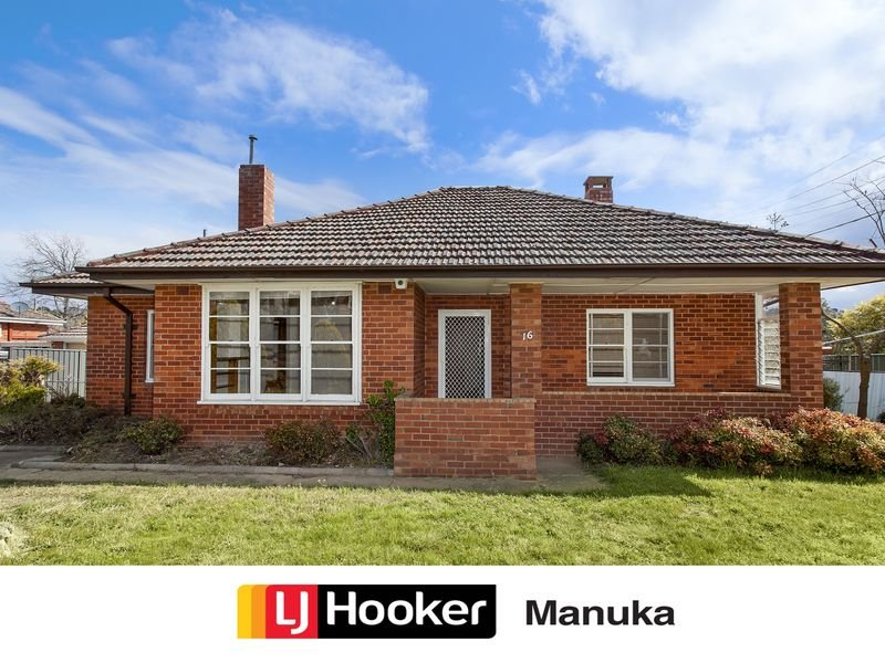 16 Landsborough Street, Griffith, ACT 2603
