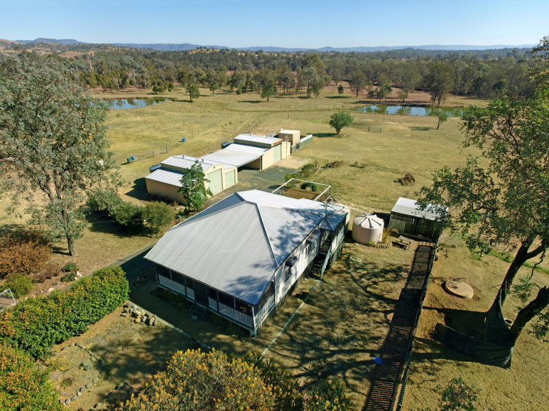 851 Spa Water Rd, Iredale, Qld 4344