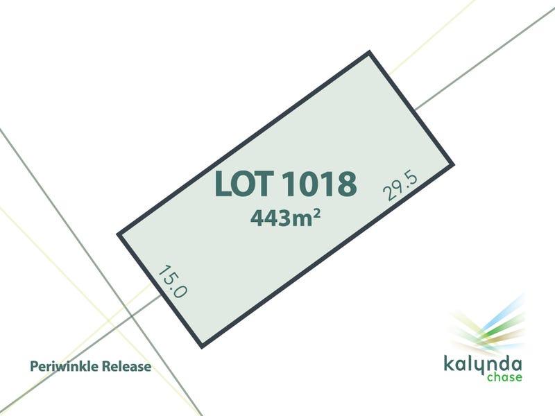 Lot 1018, 1018 Periwinkle Way, Bohle Plains, Qld 4817