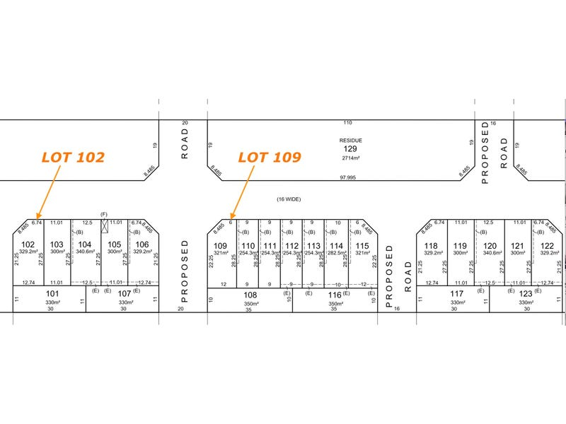 LOT 109 Proposed Road, Leppington, NSW 2179