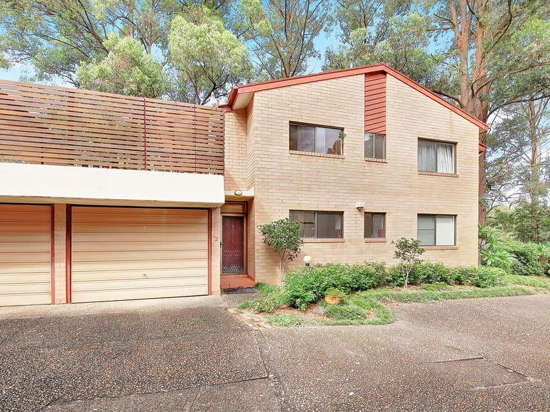 3/158 Culloden Road, Marsfield, NSW 2122