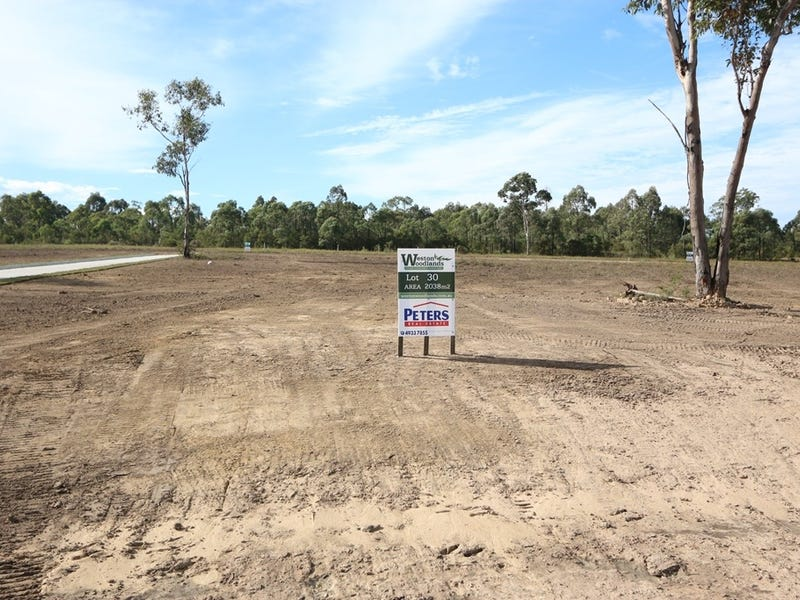 Lot 30 Abbey Circ, Weston, NSW 2326