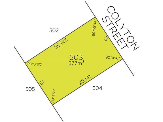 Lot 503, Colyton Street, Viveash, WA 6056