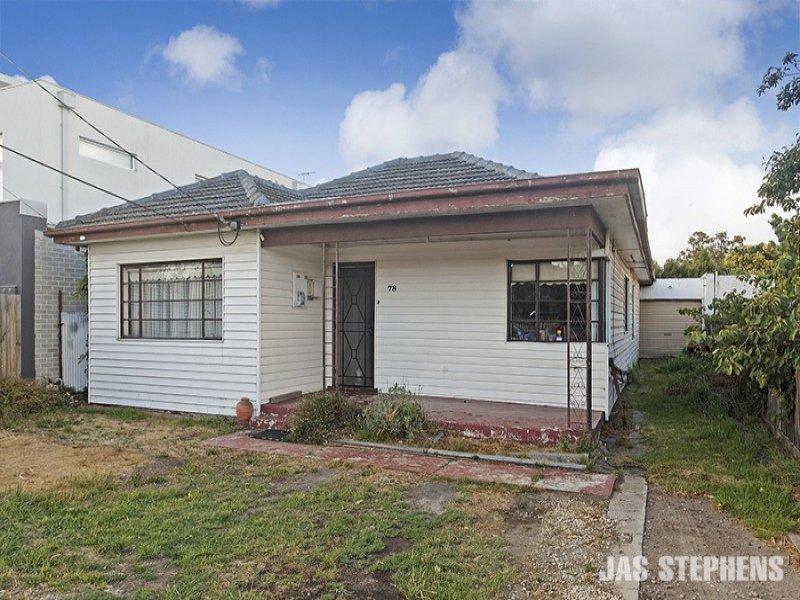 78 Kidman Street, Yarraville, Vic 3013