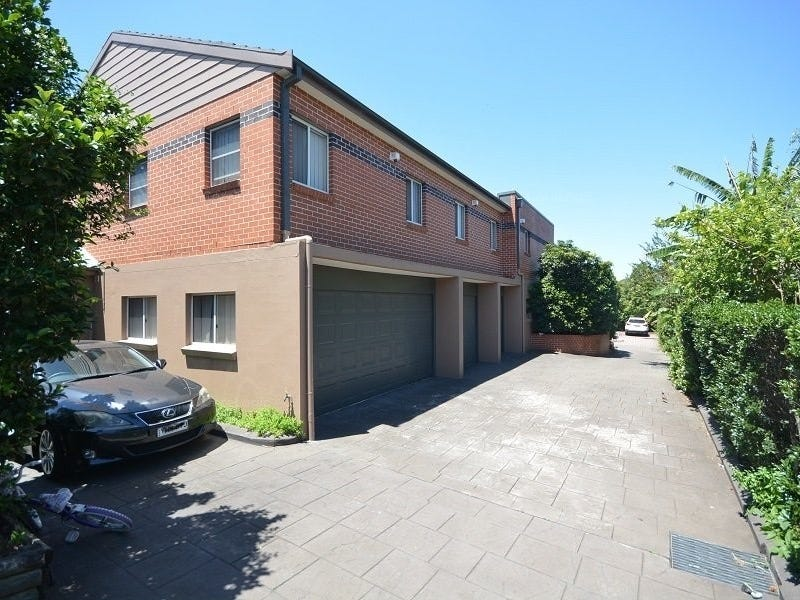 4/317 Blaxcell Street, South Granville, NSW 2142