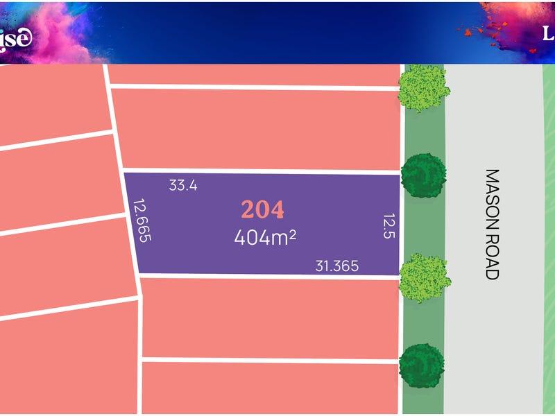Lot 204, 32 Mason Road, Box Hill, NSW 2765