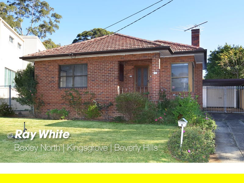 9 Margaret Street, Kingsgrove, NSW 2208