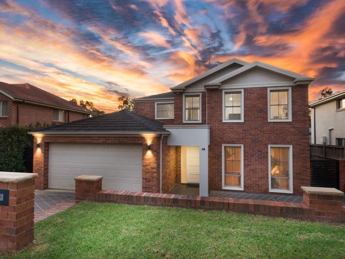 46 Perisher Road, Beaumont Hills, NSW 2155