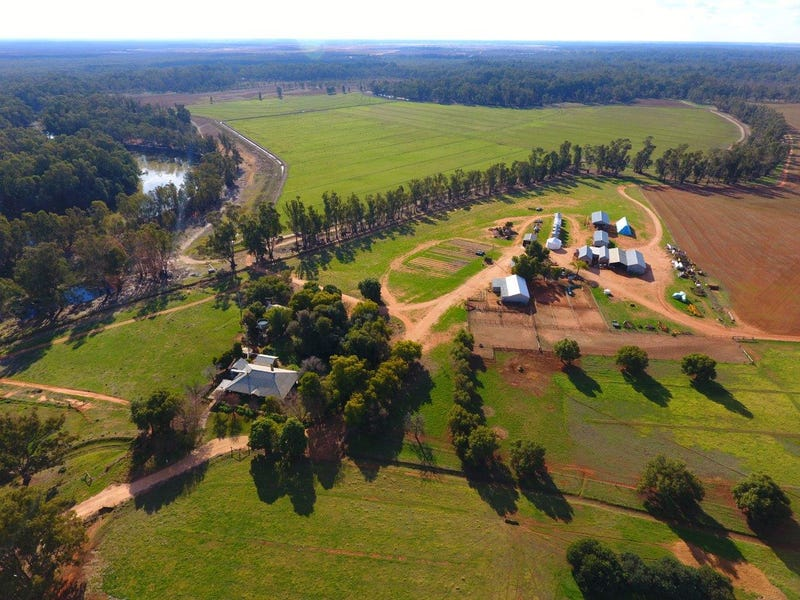 663 Wakool Junction Road, Goodnight, NSW 2736