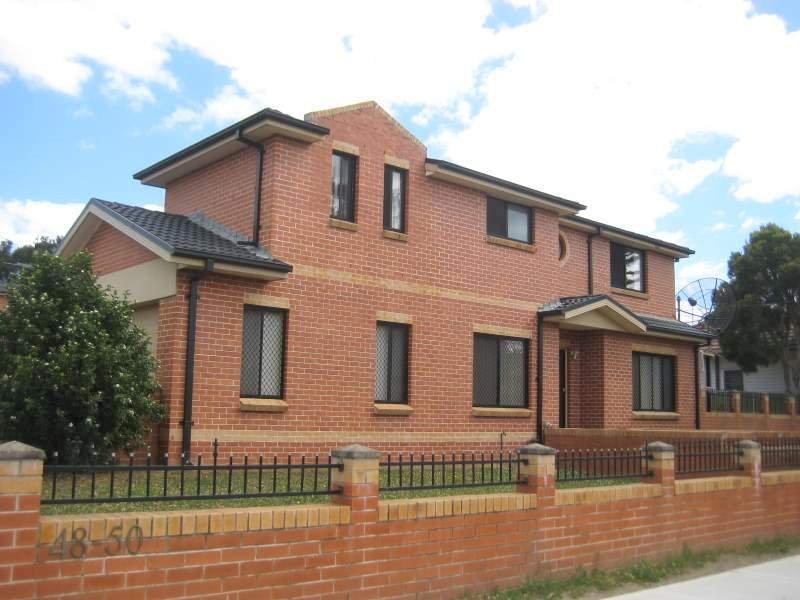 1/48-50 PEGLER AVENUE, South Granville, NSW 2142