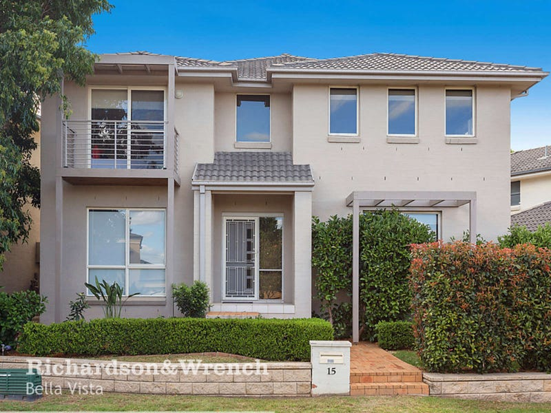 15 Islington Road, Stanhope Gardens, NSW 2768