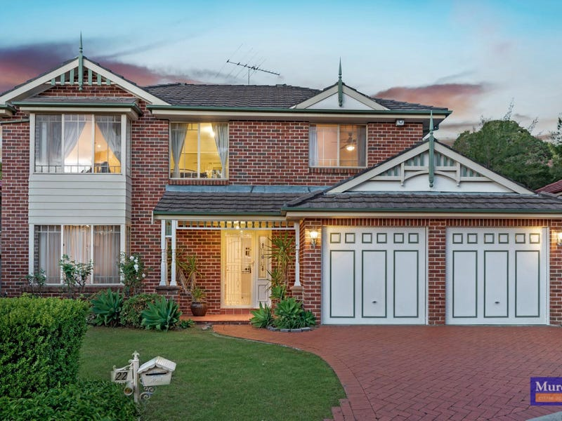 22 Belltree Crescent, Castle Hill, NSW 2154