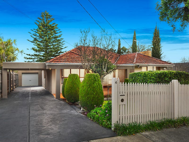 4 Hillside Road, Mount Waverley, Vic 3149