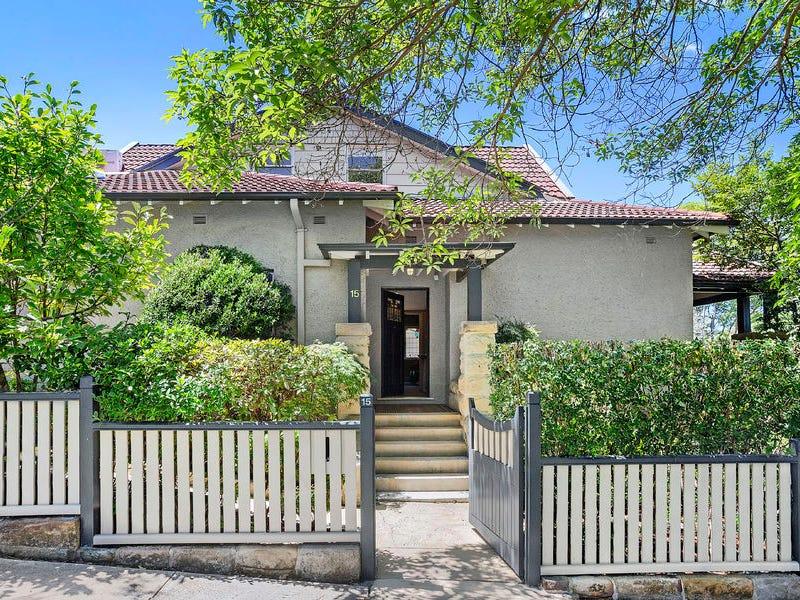 15 Burra Road, Artarmon, NSW 2064