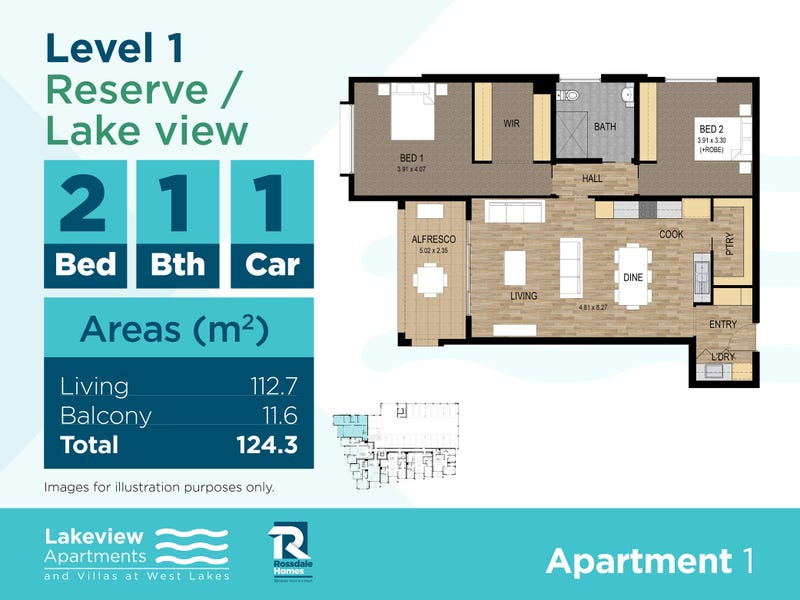 1&2, 7&8, 15&16/290 Sportsmans Drive, West Lakes, SA 5021