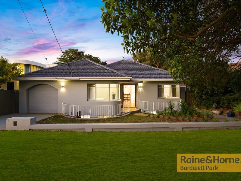 26 Lambert Road, Bardwell Park, NSW 2207