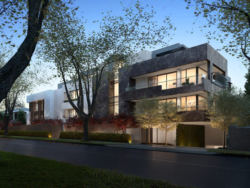 THE MIRREN - 715-719 Orrong Road, Toorak