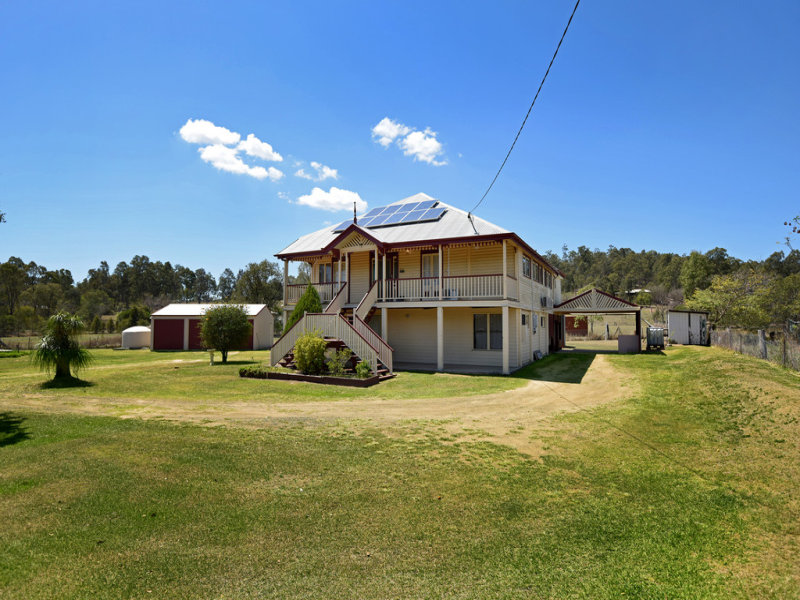 9 Beames Drive, Laidley South, Qld 4341
