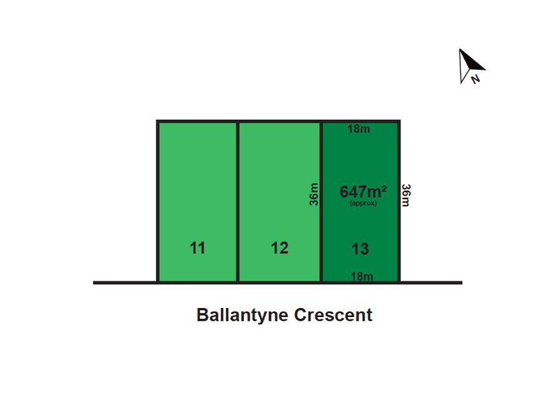 13 (Lot 28) Ballantyne Crescent, Deniliquin, NSW 2710