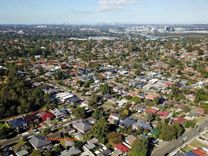 8 Sinfield St, Ermington, NSW 2115