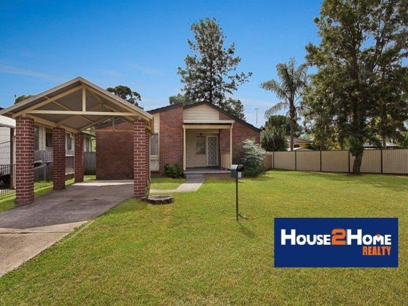 8 Capparis Cct, Bidwill, NSW 2770