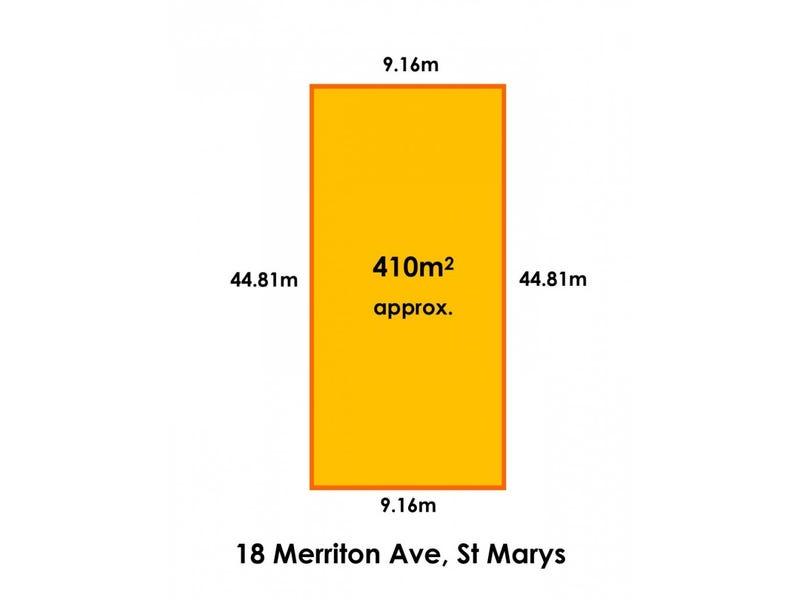 Proposed Lot 702, 18 Merriton Avenue, St Marys, SA 5042