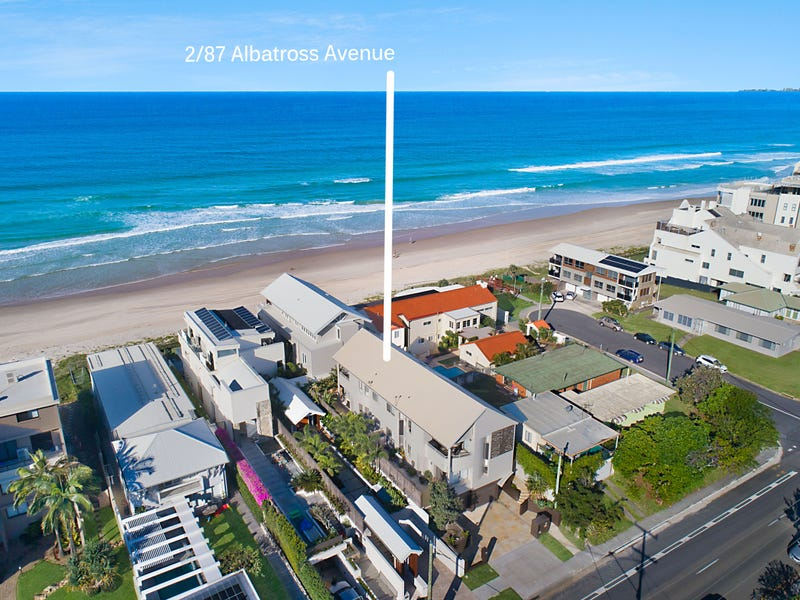 Villa @ / 87 Albatross Avenue, Mermaid Beach, Qld 4218