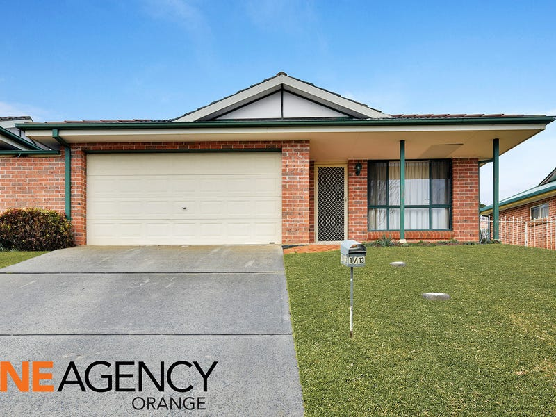 1/13 Orchard Grove Road, Orange, NSW 2800