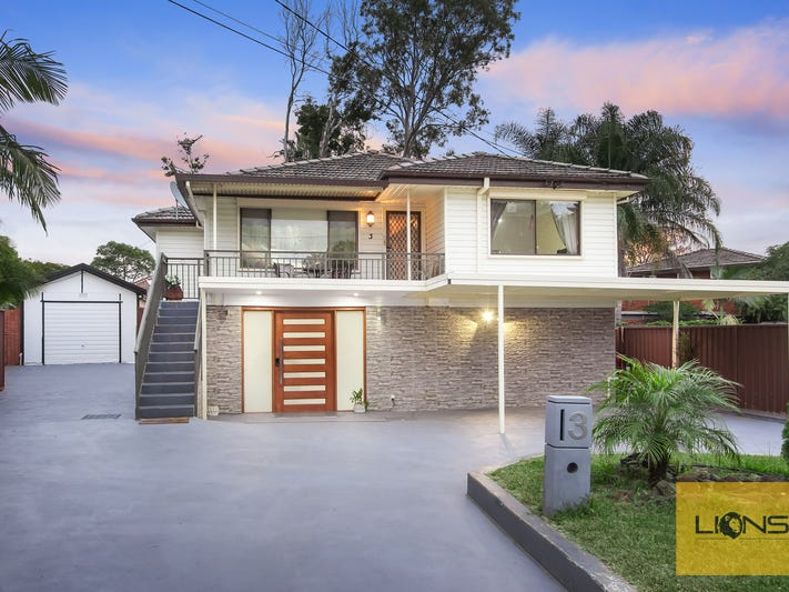 3 Mena Avenue, Lansvale, NSW 2166