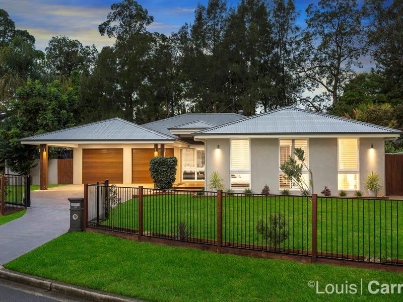 18 Templeton Crescent, Baulkham Hills, NSW 2153