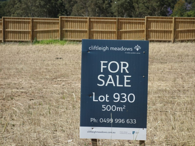 Lot 930, 930 Concord Circuit, Cliftleigh, NSW 2321