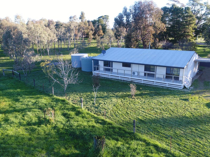 2585 Kyneton-Redesdale Road, Redesdale, Vic 3444