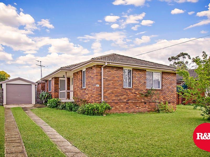 14 Bunsen Avenue, Emerton, NSW 2770