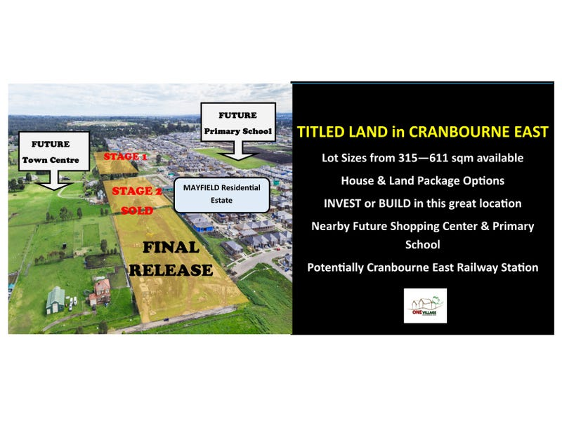 Lot 113, 7 Nelson Street, Cranbourne East, Vic 3977