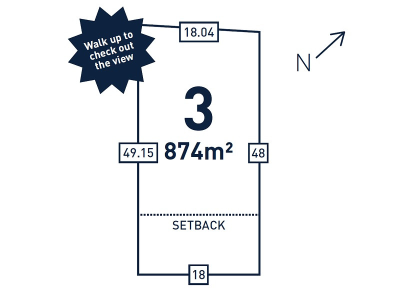 Lot 3, 73 Kennewell Street, White Hills, Vic 3550
