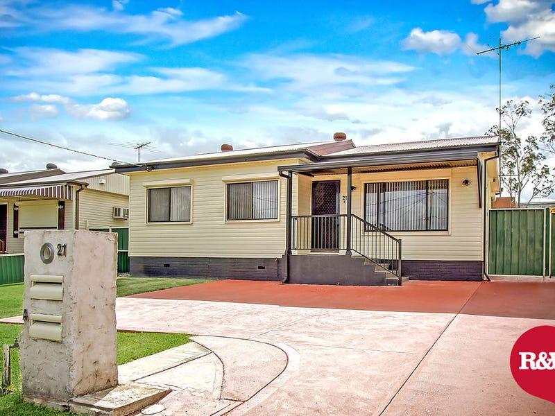 21 Minchinbury Street, Eastern Creek, NSW 2766
