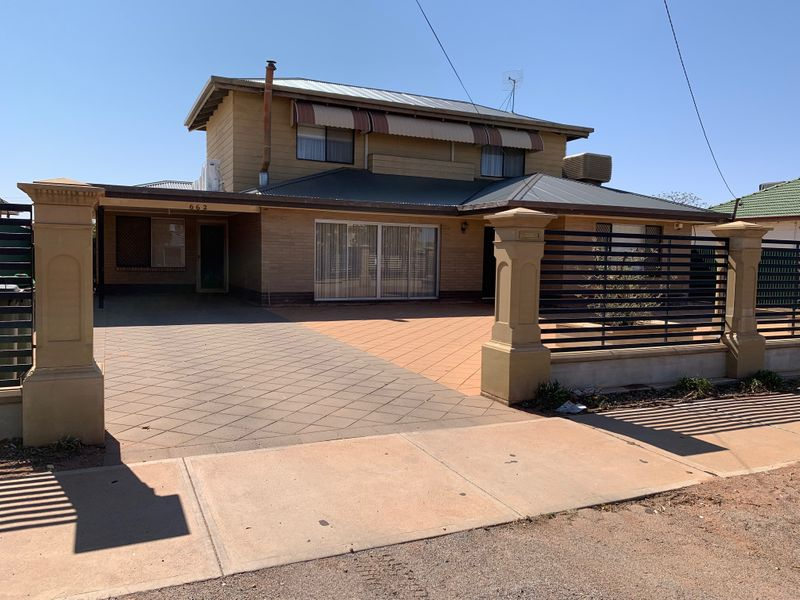 662 Williams St, Broken Hill, NSW 2880