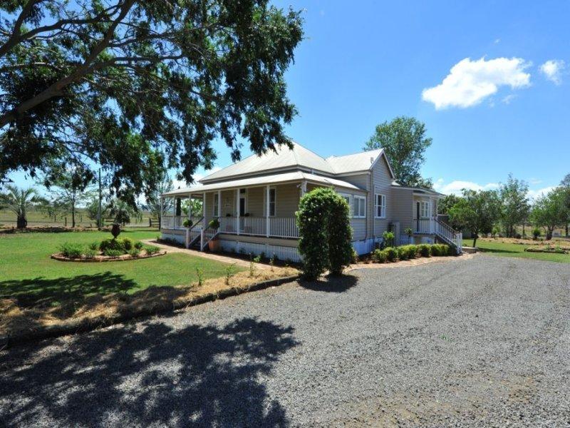 319 Wyreema-Cambooya Road, Cambooya, Qld 4358