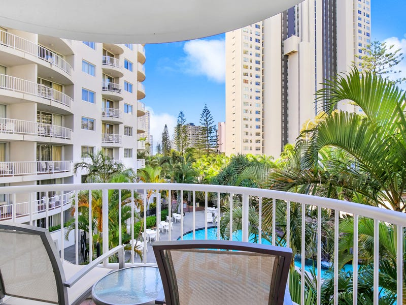 224 & 225/132 Ferny Avenue, Surfers Paradise, Qld 4217