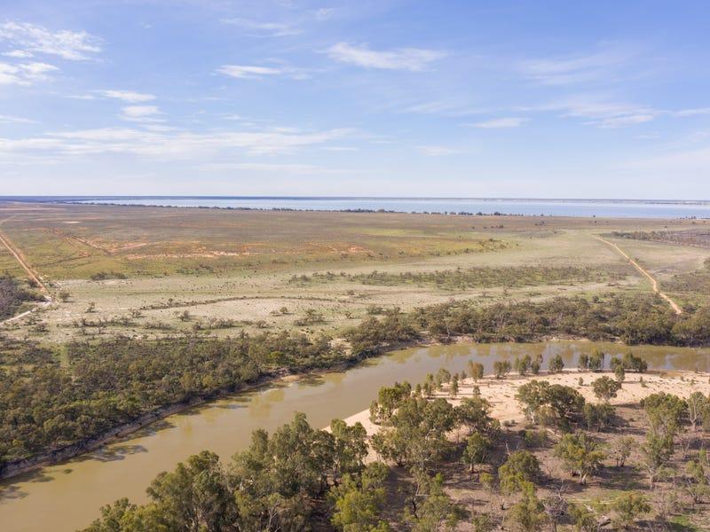 Part Lake Victoria - Rufus River Road via Wentworth, Rufus, NSW 2648