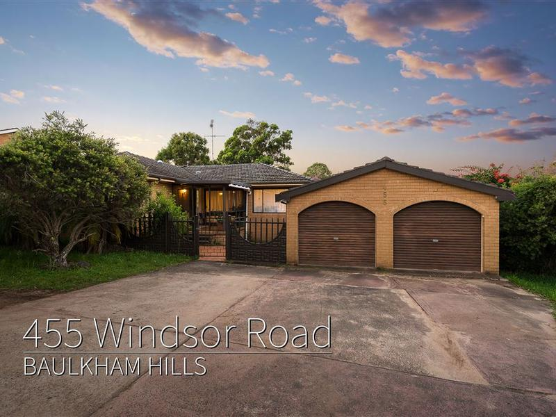 455 Windsor Road, Baulkham Hills, NSW 2153