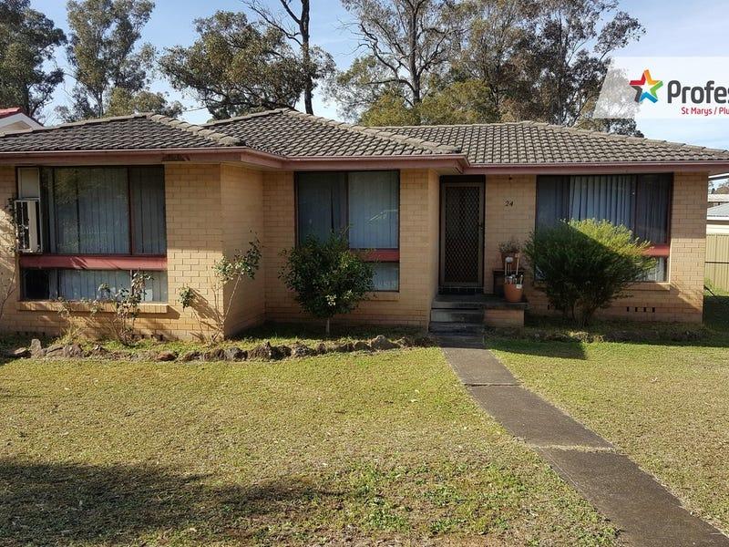 24 Truscott Place, Bidwill, NSW 2770